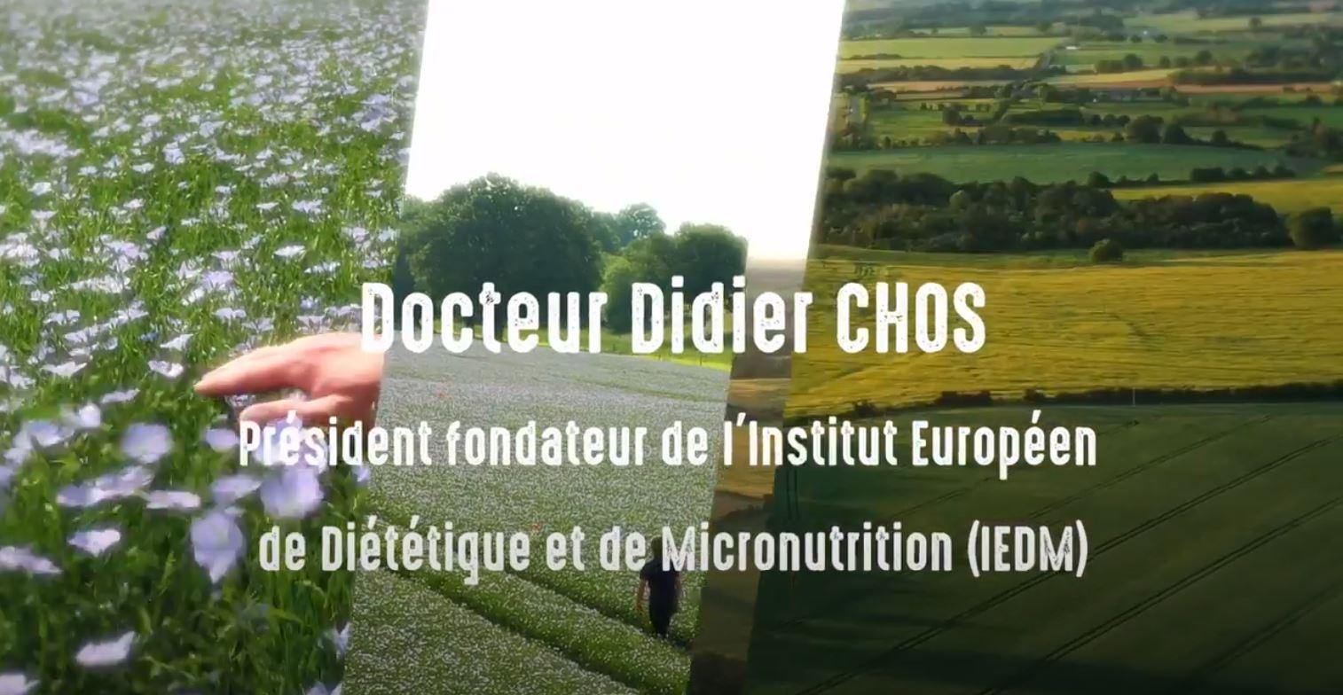 vidéo Didier CHOS - ITW BBC SIA 2020